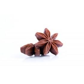 10 Anis étoilés en chocolat