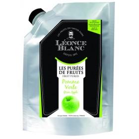 Purée de pomme verte pasteurisée - 1 kg