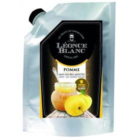 Purée de pommes golden pasteurisée - 1 kg