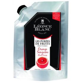 Purée d'orange sanguine pasteurisée - 1 kg