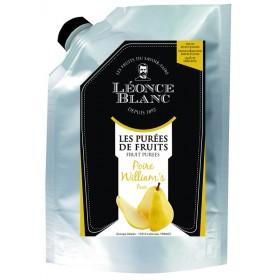 Purée de poire williams pasteurisée - 1 kg
