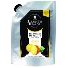 Purée d'ananas pasteurisée - 1 kg