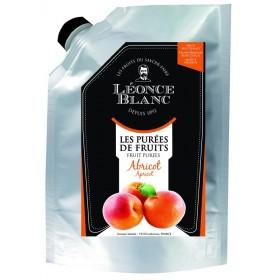 Purée d'abricot pasteurisée - 1kg