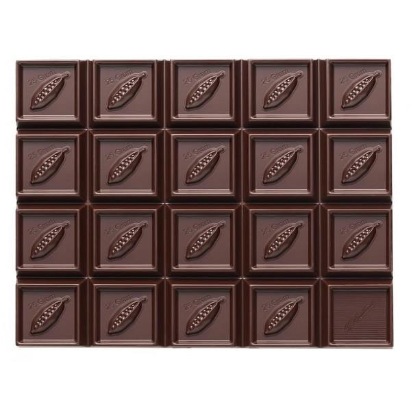 Complexité, chocolat noir 70% en bloc de 500g