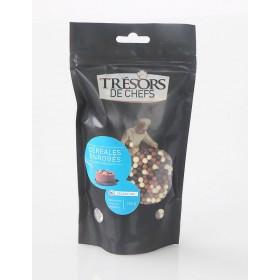 Billes croustillantes aux 3 chocolats - 250 g