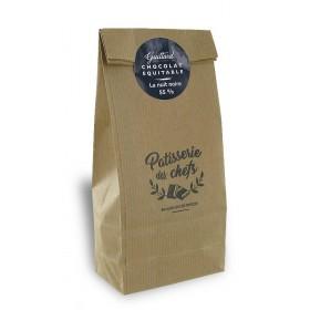 La Nuit Noire, chocolat noir 55% en sachet de 250g